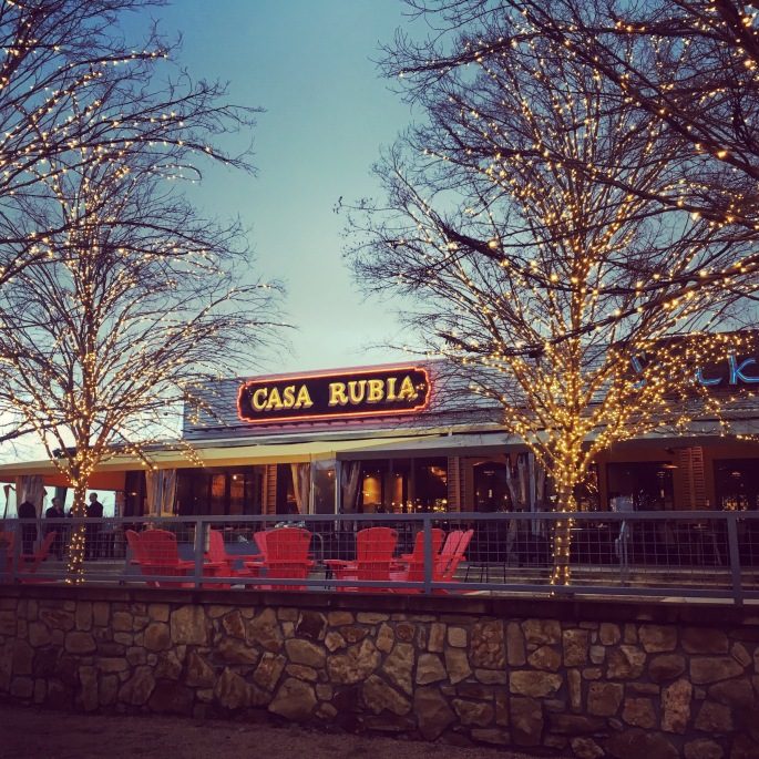 Casa Rubia, Trinity Groves Dallas