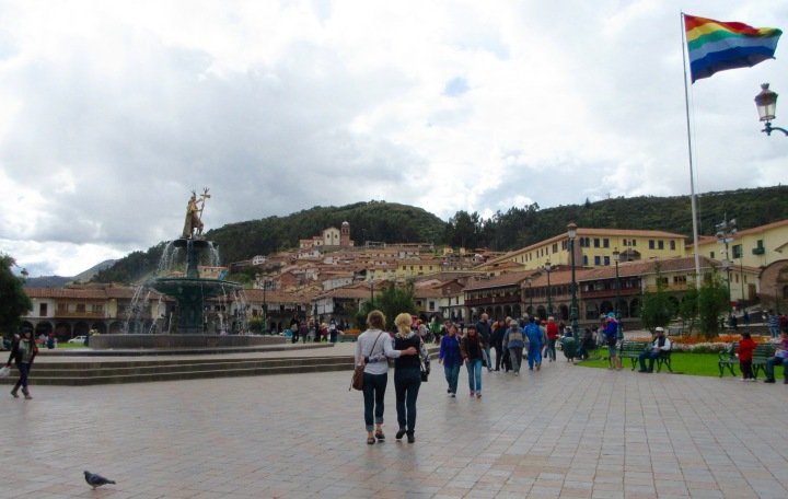 Plaza de Armas, Cusco Peru