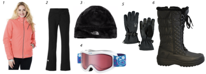 Ski Trip Packing Guide