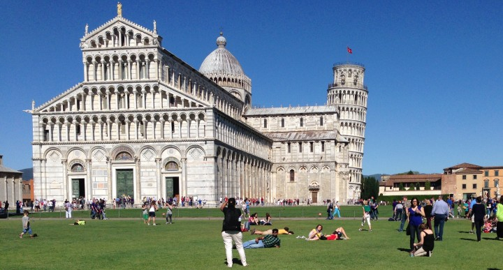 Florence & Pisa, Italy