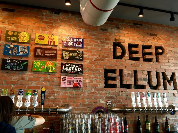 Deep Ellum Brewery, Dallas