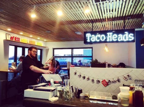 Taco Heads, Fort Worth, Texas