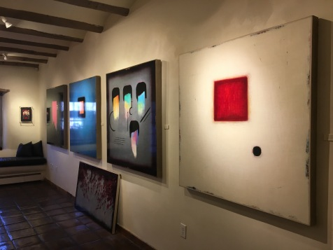 Abbreviated Portraits at McLarry Modern Santa Fe, New Mexico