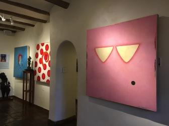 Abbreviated Portraits at McLarry Modern Santa Fe, New Mexico