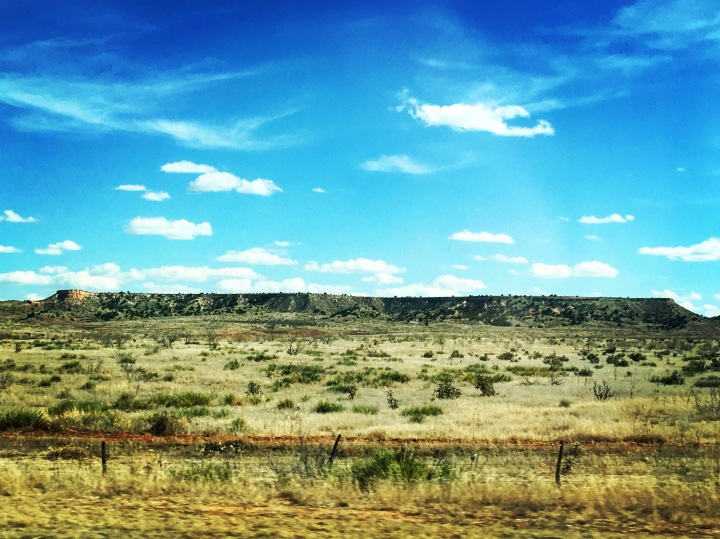 Road Trip to Santa Fe, New Mexico