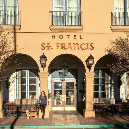 Hotel St. Francis Santa Fe, New Mexico