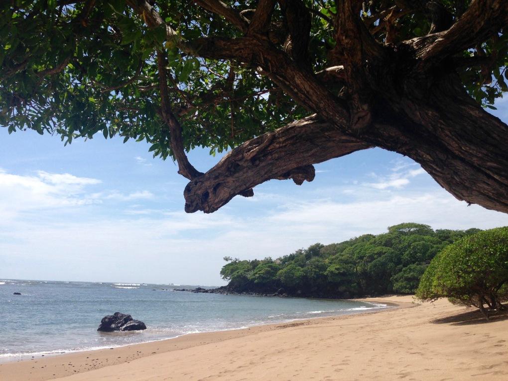 The beaches of El Salvador