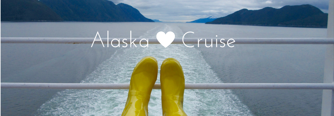 Alaska cruise aboard the Crown Princess