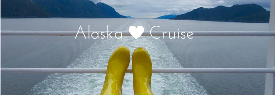 Alaska cruise aboard the Crown Princess