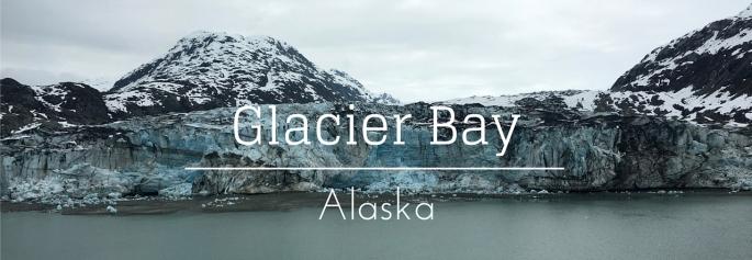 Lamplugh Glacier, Glacier Bay Alaska