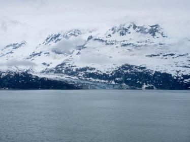 Glaciers in Glacier Bay, Alaska