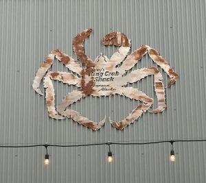 Tracys King Crab Shack in Juneau, Alaska
