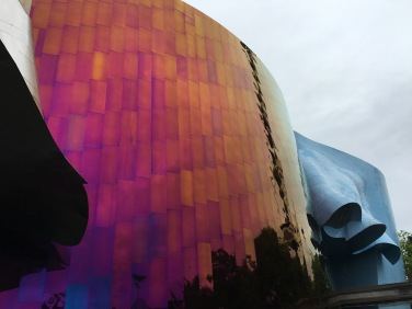 EMP Museum in Seattle, Washington