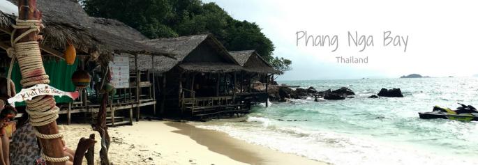 Phang Nga Bay, Phuket, Thaliand