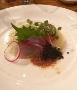 Tasting menu at Nobu, Dallas