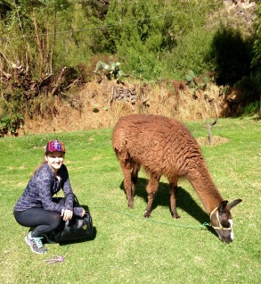 Hanging with the locals in the Sacred Valley, Peru