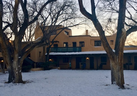 The Sagebrush Inn in Taos, New Mexico