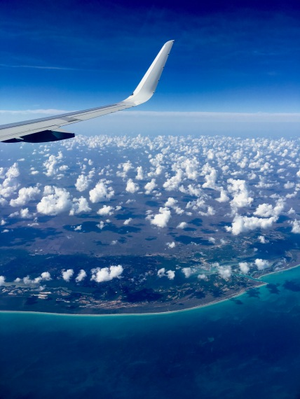 Flying to Cancun Airport