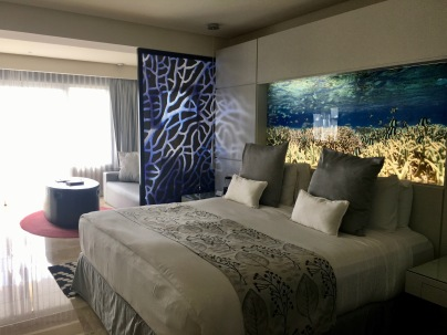 Our room at Paradisus La Perla, Playa Del Carmen
