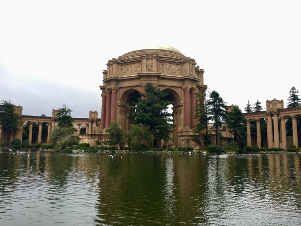 Palace of Fine Arts, San Fransisco