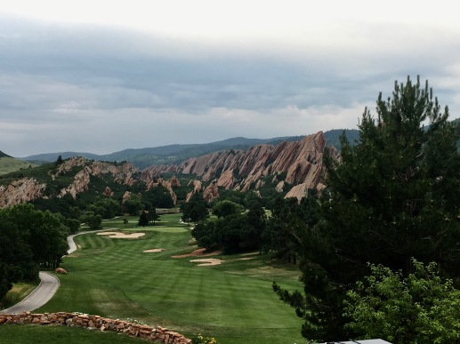 Arrowhead Golf Course in Littleton, Colorado