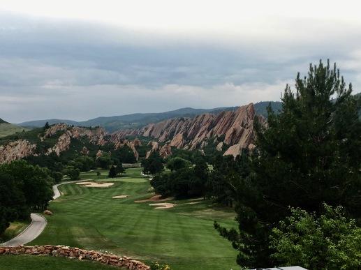 Arrowhead Golf Course in Littleton, Colorado