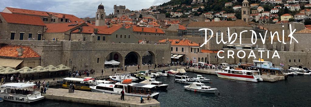 Old Town, Dubrovnik Croatia