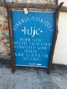 Huljic winery in Hvar, Croatia