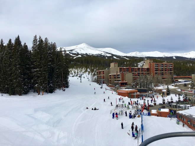 The Beaver Run Resort in Breckenridge, Colorado