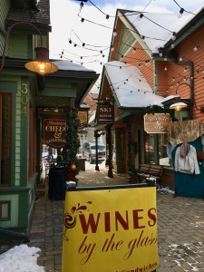 Shops in Breckenridge, Colorado