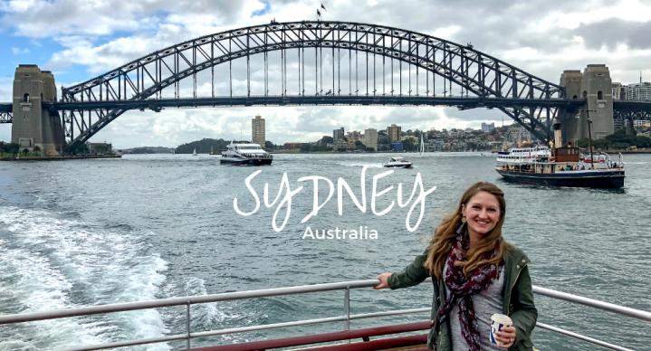 Sydney, Day 1