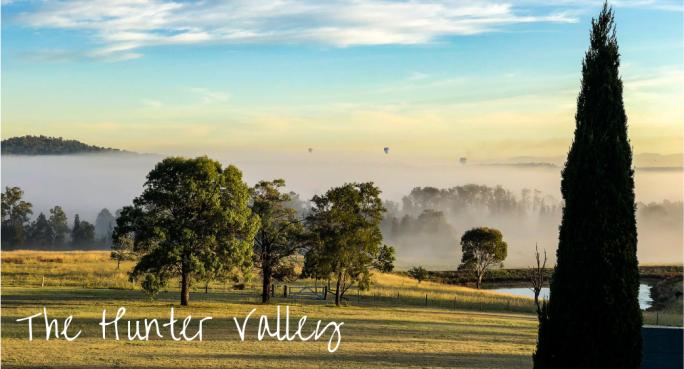 The Hunter Valley, Australia