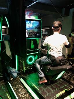 In a Sega arcade in Akihabara - Tokyo, Japan