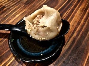 Soup Dumplings in Tokyo, Japan