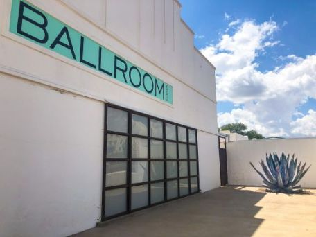 Gallaries in Marfa, Texas