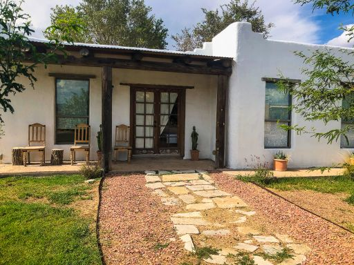 Our AirBnB in Alpine, Texas