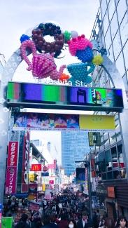Exploring Takeshita Street in Tokyo, Japan