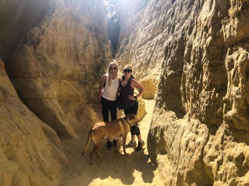 Annie's Trail, San Diego