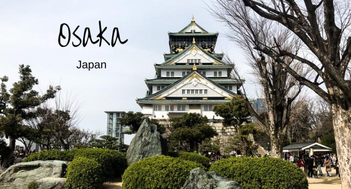 Osaka, Day 1